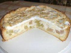Das perfekte Rhabarberkuchen mit Vanillepudding-Rezept mit einfacher Schritt-für-Schritt-Anleitung: Rhabarber putzen und in kleine Stücke schneiden, etwas…