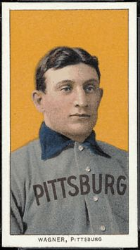 Honus Wagner baseball card (T260) is world's most expensive. Known as the 'Holy Grail' of baseball cards, one in mint condition broke a record at auction. It is extremely rare, only 50 or so are said to exist. Cost $2.8 million