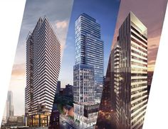 The YSL Residences on Toronto's skyline is becoming an iconic landmark. A new Cresford project featured by Condo Life Magazine. Greater Toronto Area, New Condo, Digital Magazine, Life Magazine, Condominium, Ontario, Skyscraper, Multi Story Building, Skyline