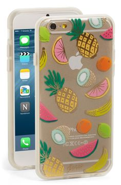 How cute is this fruity phone case? It's both functional and festive!