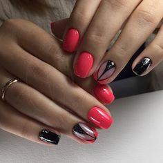 Kimmer's favorite nail art for november page 1 Chic Nails, Stylish Nails, Yellow Nails, Pink Nails, Pink Nail Salon, Cute Nail Colors, Latest Nail Art, Beautiful Nail Designs, Nail Arts