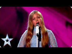 """This 12-year-old on """"Britain's Got Talent"""" has a voice so earth-shattering, it'll give you goosebumps – Rare"""