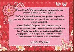 Oração Bahá'í - Pelos mortos - www.bahai.org.br
