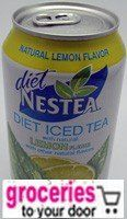 Nestea Iced Tea Lemon Diet, 12 oz Can (Pack of 24) >>> Check out this great article.