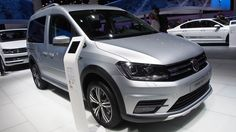 2016 Volkswagen Caddy Alltrack 2.0l TDI 110kW BlueMotion -  Exterior and...