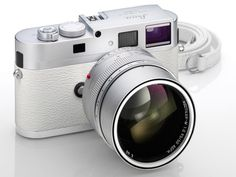 Leica M9-P – White Limited Edition  Only 50 pieces of the camera will be released, with pricing expected to come in at around $30,000