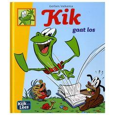 Plezier in lezen is voor beginnende lezers belangrijk. In dit toegankelijke boek staat dat plezier voorop. Deze strip is op maat geschreven voor kinderen in groep 3 en gaat over de grappige belevenissen van de kikker Kik en zijn vriendjes, bekend uit het tijdschrift ...
