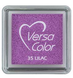 Stempelkussen Versacolor Lilac -