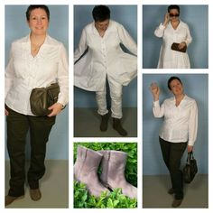 Outfit Day to Night mit Boots von #duo