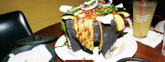 Try the NEW Molcajete!!!
