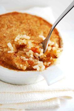 Timballo di riso, zucca e pancetta « Kitchenqb