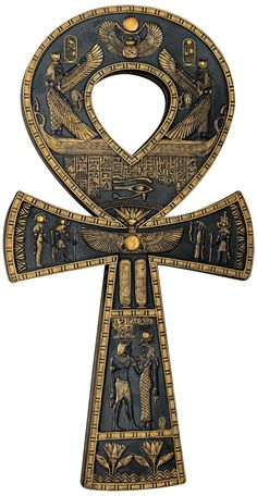 need for the religion wall. Design Toscano Ancient Egyptian Ankh Wall Plaque >>> You can get additional details at the image link. (This is an affiliate link and I receive a commission for the sales) Egyptian Mythology, Egyptian Goddess, Egyptian Symbols, Ancient Symbols, Ancient Artifacts, Isis Goddess, Ancient Egypt Art, Ancient History, European History