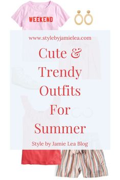 Cute and Trendy Outfits for Summer, Summer Shorts Outfits, How to Wear Shorts for Summer, How to Style Bermuda Shorts, What to Wear with Shorts for Summer, Casual Outfits For Women, How to Dress For Summer and Look Cute, How to Not Look Frumpy In Summer, Fashion and Style Tips For Women Summer Shorts Outfits, Short Outfits, Trendy Outfits, Types Of Shorts, Nickel And Suede, Shirt Tucked In, Spring Summer Trends, Mom Style, Clothing Items