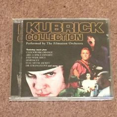 Kubrick Collection by The Filmation Orchestra (CD, Music, Soundtracks, 2000) New…