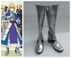 Fate/Zero Saber boots