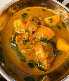 Lamm-Curry aus Sumatra Yummy Food, Yummy Recipes, Thai Red Curry, Foodblogger, Ethnic Recipes, Friday, Japan, God, Indian
