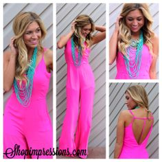 Today's Look of the Day, featuring Pretty in Chiffon Hot Pink!