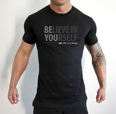 We specialize in workout shirts,weightlifting clothes and bodybuilding clothing for men and women. Shirt Print Design, Tee Design, Beau T-shirt, Cool Shirt Designs, Bodybuilding Clothing, Christian Shirts, Personalized T Shirts, Gym Wear, Workout Shirts
