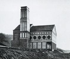 peter behrens, hagen delstern germany 1906
