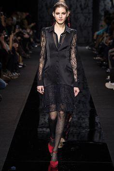 Diane Von Furstenberg #DVF #Cathy #Satin #Embellished #Tux #Dress by #DianeVonFurstenberg