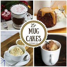 25+ mug cakes | NoBiggie.net