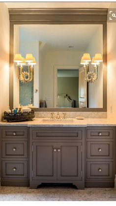 Ideas For New Vanity And Linen Cabinet Bathrooms Forum Gardenweb Shawn Bath Pinterest Linens Vanities