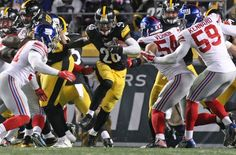 Giants at Steelers Recap, Highlights, Final Score, More