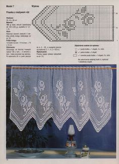 Crochet Curtains - diamondinapril - Picasa Web Albümleri