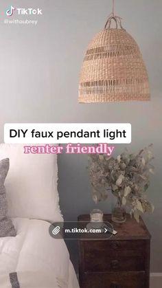 Diy Crafts For Home Decor, Diy Home Décor, Home Design Diy, House Design, Cheap Home Decor, Ideias Diy, Home Decor Inspiration, Home Projects, Diy Furniture