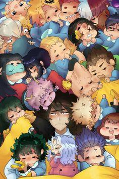 Boku No Hero Academia Funny, My Hero Academia Shouto, My Hero Academia Episodes, Hero Academia Characters, Anime Characters, Anime Chibi, Fanarts Anime, Kawaii Anime, Funny Anime Pics