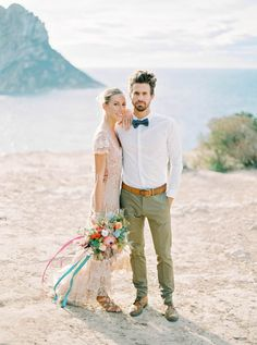 STYLED INSPIRATION AZTEC BOHO CACTUS WEDDING SHOOT IN ES VEDRA IBIZA (10)