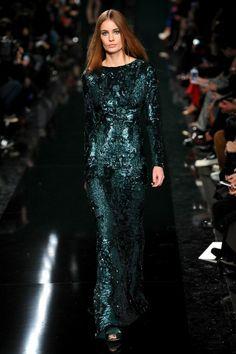 Elie Saab : Runway - Paris Fashion Week Womenswear Fall/Winter 2014-2015