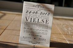 Tag » Einladungskarten Hochzeit « | letterpress by letterart (printing studio)