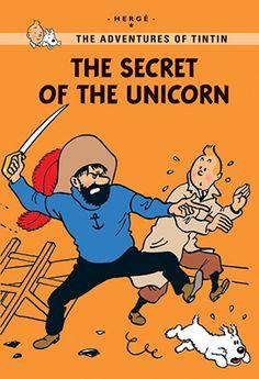 Tintin & The Secret Of The Unicorn