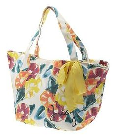 Love this Juicy Couture Summer Tote #summer #cute