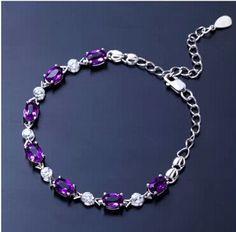 Jewelry Show —— Natural Amethyst Jewelery Bracelet... | PandaHall Beads Jewelry Blog