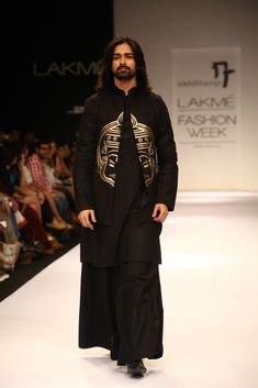 indian male wear! interesting. Lakme Fashion Week, Winter/Festive 2013