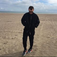 Sam Smith visiting Dunkirk with papa Smith. July 2017