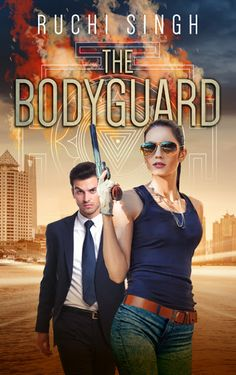 Will Esha be able to do justice of guarding Vikram in The Bodyguard book New Books, Good Books, Books To Read, Movie Covers, Book Covers, Undercover, Novels, Assassin, Attraction