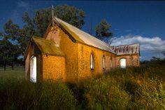 Dripstone Church..NSW Australia