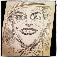 Joker - Awesome Art Picks: Baroness, Avengers, Dazzler, and More - Comic Vine