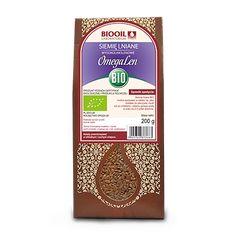 OmegaLen - wysokiej jakości ekologiczne siemię lniane. Produkt doskonały do diety doktor Budwig. Food, Essen, Meals, Yemek, Eten