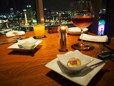 神戸 夜景 WOOLハーバー 関西 デート ディナー