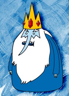 How To Draw The Ice King From Adventure Time ~ Draw Central Draw crown for Ice (Bucket) King Adventure Time Tattoo, Ice King Adventure Time, Adventure Time Parties, Classic Cartoon Network Shows, Adventure Time Wallpaper, Adventure Time Characters, Art Diy, Wallpaper Iphone Disney, Cartoon Tv