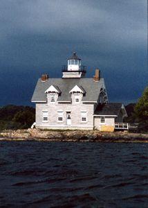 Sisters Island Lighthouse,  New York