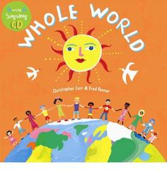Sing around the world, from high in the mountains to low in the valleys, in every town and city, with all the fish, birds, trees and flowers of the Earth. This book and CD combo, adapted from a popular gospel spiritual, features informative endnotes on the environment and global warming.