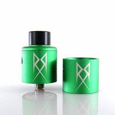 RDA Grimm Green X : 45,63€ FDP Inclus ~ Powervapers: Bons plans cigarette électronique et codes promo vape http://www.powervapers.com/2017/05/rda-grimm-green-x-4563-fdp-inclus.html