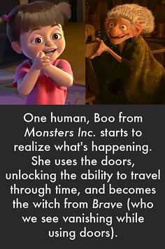 "Click and read the whole theory! -- The ""animals and inanimate objects from the Pixar universe rise up against humanity"" theory // The 13 Most Indisputable Fan Theories Of 2013 / Buzzfeed"