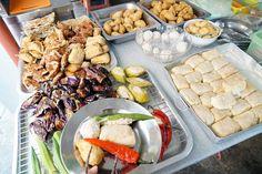 Breakfast at Pudu Wai Sik Kai – hakka mee, yong tau foo,