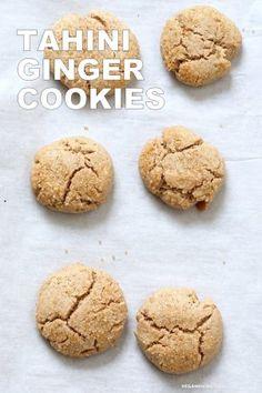 Ginger Tahini Cookies 1 Bowl - Vegan RichaBloglovinFacebookGoogle+InstagramPinterestRSSTwitterYouTube